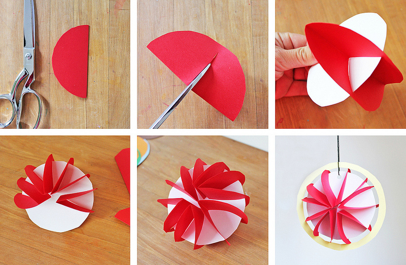 Glowing Paper Planet - DIY: Simple Paper Craft Step by Step Tutorials for Kids