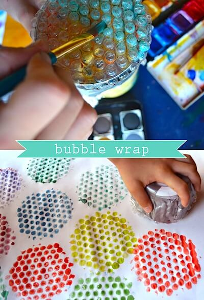 Recycled Crafts for Kids The Bubble Trouble