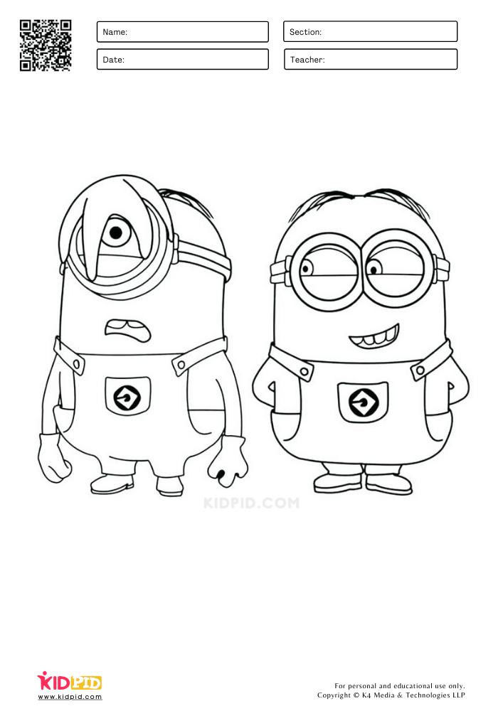 The minion duo